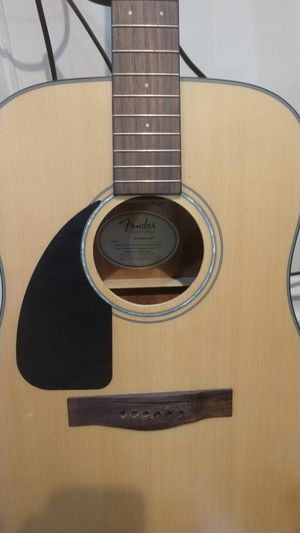 Fender Acoustic guitar for Sale in Falls Church, VA