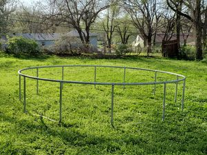 14' trampoline frame for Sale in Kansas City, MO