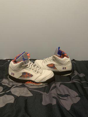 "Air Jordan 5 ""international"" kids Sz 2 for Sale in Alexandria, VA"