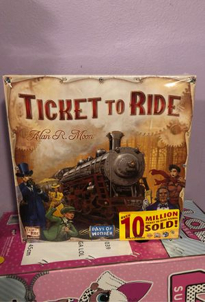 Ticket to ride for Sale in Los Angeles, CA