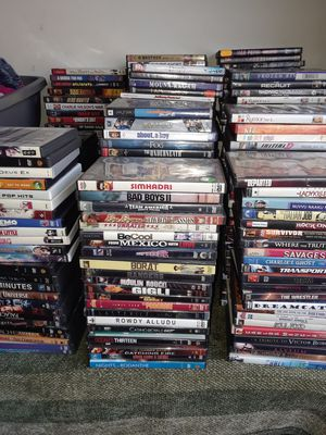 Movies for Sale in Chino, CA