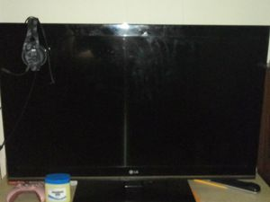 Lg 50 inch tv for Sale in Kingsport, TN