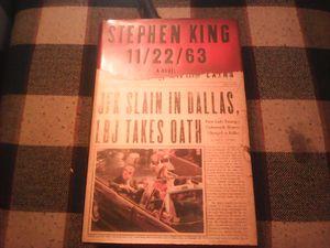 Stephen king novel for Sale in Marietta, OH