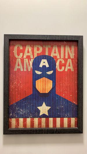 Captain America Art for Sale in Atlanta, GA