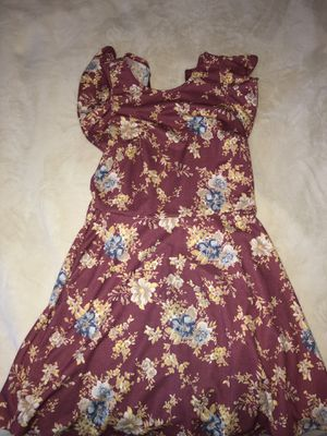 Floral dress for Sale in Dinuba, CA