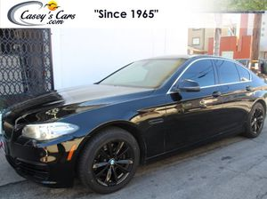 2014 BMW 5 Series for Sale in Hermosa Beach , CA