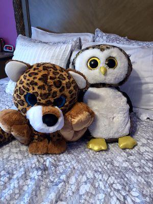 Stuffed animals for Sale in Tacoma, WA