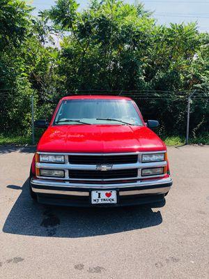 Chevy Silverado 1997 (red) for Sale in Bristol, PA
