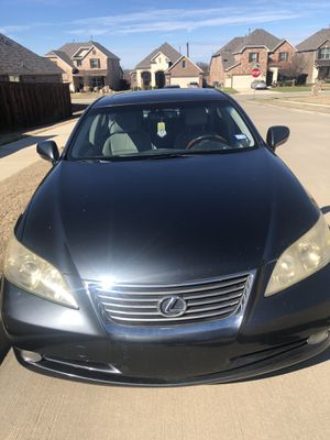 2007 Lexus ES350 for Sale in Little Elm, TX