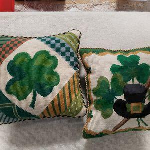 Irish Pillows whimsical Leprechaun for Sale in West Palm Beach, FL