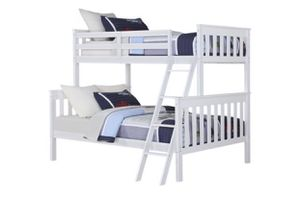 Angel Line Brandon Twin Over Full Bunk Bed A12-9303 for Sale in St. Louis, MO