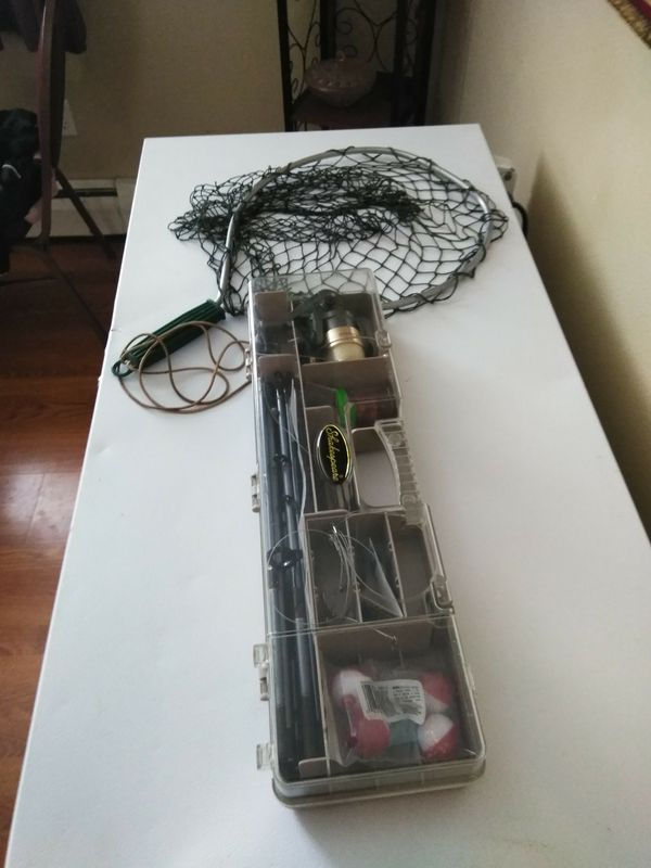 Fishing Gear and Net
