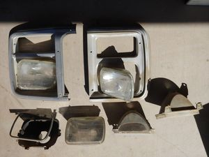 Chevy van front end lights and grill parts for Sale in Tempe, AZ