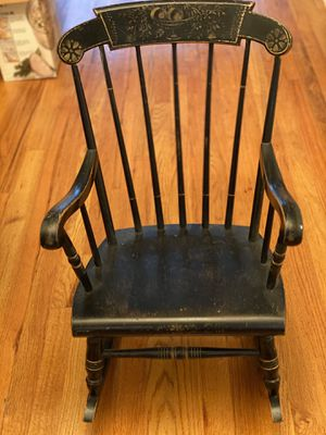 Child's Rocking Chair for Sale in West Hartford, CT