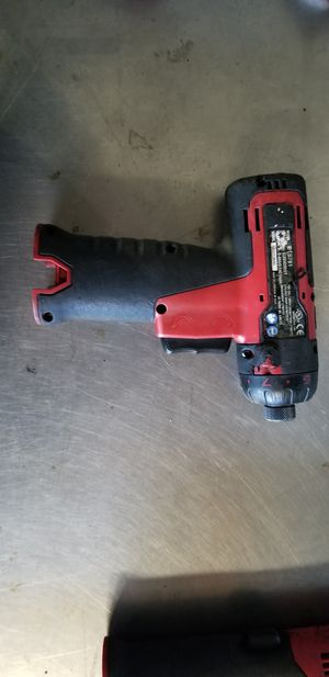 Snap On Hex Screwdriver Impact 14.4v for Sale in Rancho Cucamonga, CA
