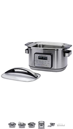 Instant Pot Aura Pro 11-in-1 Multicooker Slow Cooker, 8 Qt, 11 One-Touch Programs for Sale in Wesley Chapel, FL