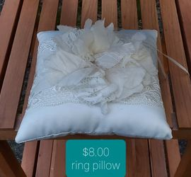 Ring Pillow for Sale in Edgewood,  WA