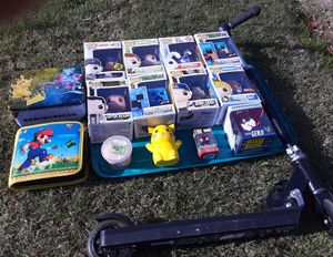 Gaming Package for Sale in Fresno, CA