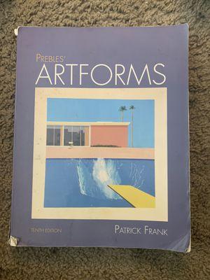 Book Prebles' artforms for Sale in Santa Ana, CA