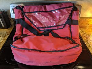 Pizza delivery heat bag for Sale in Chandler, AZ