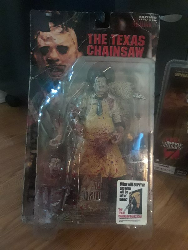 """By Movie Maniacs Texas Chainsaw Massacre """" Leatherface"""""""