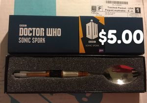 Doctor who spork for Sale in Acampo, CA