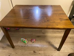 Dining Table with Four Chairs for Sale in Miami, FL