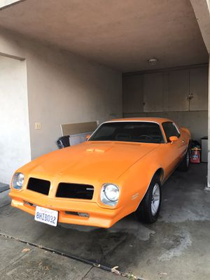 Firebird for Sale in San Juan Capistrano, CA