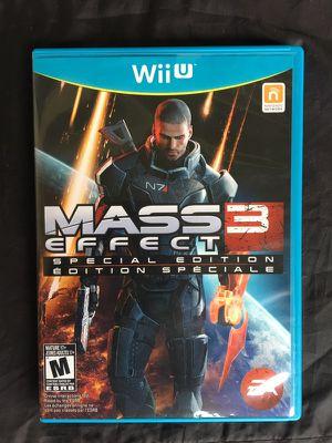 Mass Effect 3 Wii U Game for Sale in Tampa, FL
