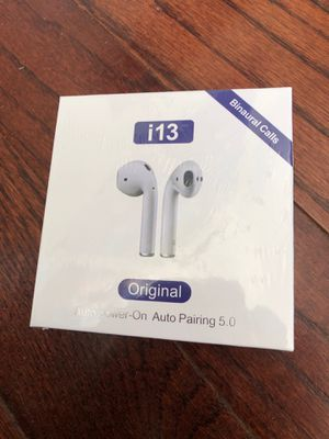 Bluetooth ear pods headphones for Sale in Upper Darby, PA