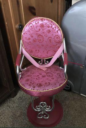 American Doll Salon Chair for Sale in Miami Gardens, FL