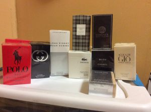 Name brand men and women's fragrances name brand men and women's fragrances for Sale in Camden, NJ