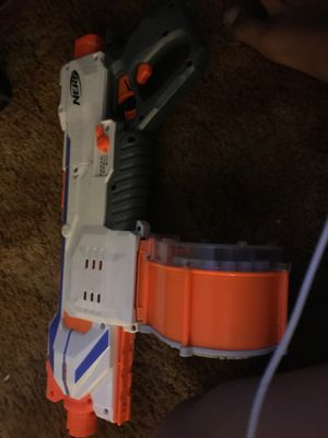 Nerf gun Full auto for Sale in Haines City, FL