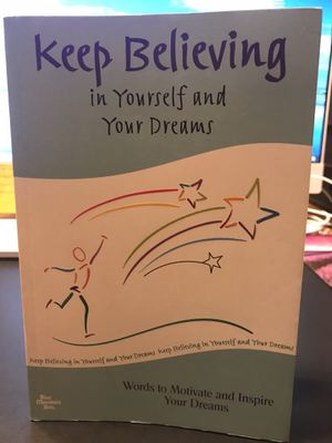 Keep Believing In Yourself And Your Dreams for Sale in Clovis, CA