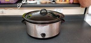 Crock-Pot 7qt Slow Cooker for Sale in Seattle, WA