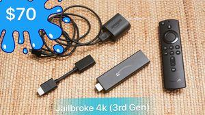 Multimedia Streaming Stick 4K Jailbroken for Sale in La Puente, CA