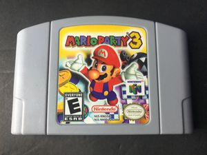 Mario Party 3 reproduction Nintendo 64 for Sale in Corona, CA