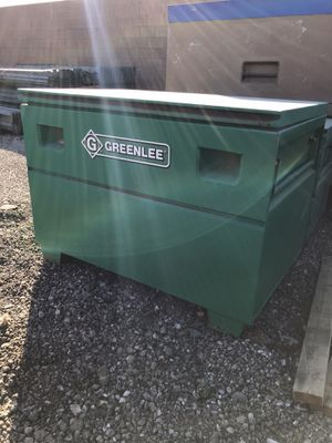 Greenlee Tool box!! for Sale in Las Vegas, NV