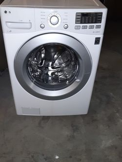 Washer LG Good Condition 3 Months warranty Delivery And Install for Sale in San Leandro,  CA