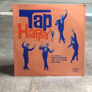 Danny Hoctor - Tap Happy! HLP-4013 Vinyl, LP for Sale in Poway, CA