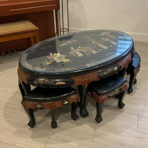 Antique Coffee Table for Sale in Anaheim, CA