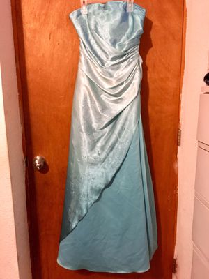 Prom Dress, Blue Ombre Dress, Quinceañera Dress, Elsa Dress for Sale in Fort Lauderdale, FL