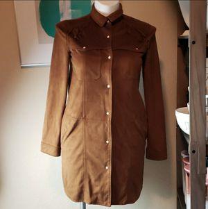 Zara Trafaluc Outerwear Western Fringe Jacket Medium for Sale in Redmond, WA