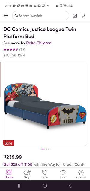 Lids bed frame for Sale in Grand Rapids, MI