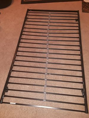 Twin Sized Metal Bed Frame, New for Sale in Biloxi, MS