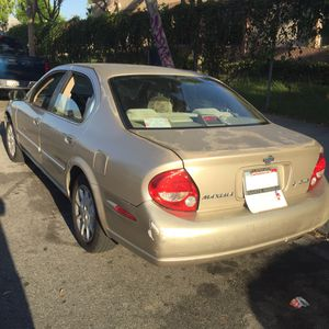 Bargain Deal!! Great Deal!! 2000 Nissan Maxima GLE 4-Door Sedan Automatic Gas Saver Retail Price: $1,999+ for Sale in Vernon, CA