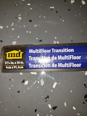 MultiFloor Transition strip for Sale in Glen Burnie, MD