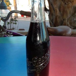 Vintage 1947 Unopened Dr. Pepper Soda Bottle. L@@K!!! for Sale in Mesa, AZ
