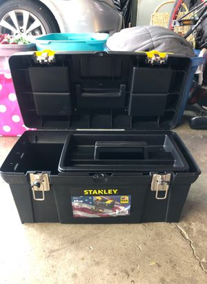 Stanley Tool Box for Sale in Stockton, CA