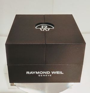 Raymond Weil Empty Watch Box for Sale in Kirkland, WA